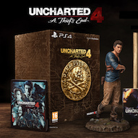 Uncharted 4 A Thief's End - Collectors Edition