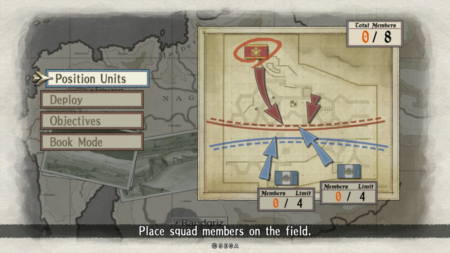 Valkyria Chronicles Remastered Review Screenshot 2