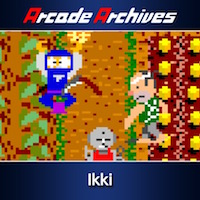 Arcade Archives Ikki PS4 Game Review