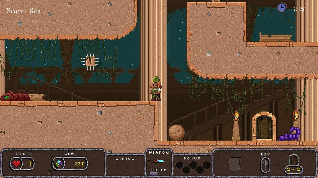 Bard's Gold PS4 Review Screenshot 1