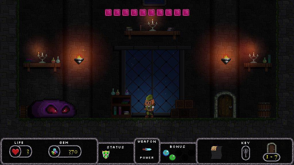 Bard's Gold PS4 Review Screenshot 2
