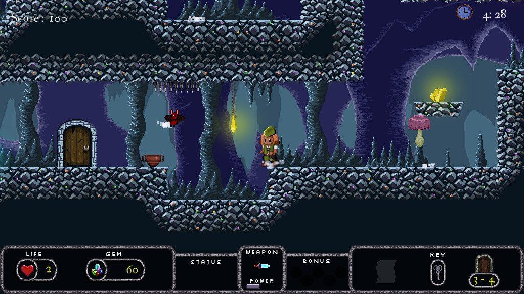 Bard's Gold PS4 Review Screenshot 3