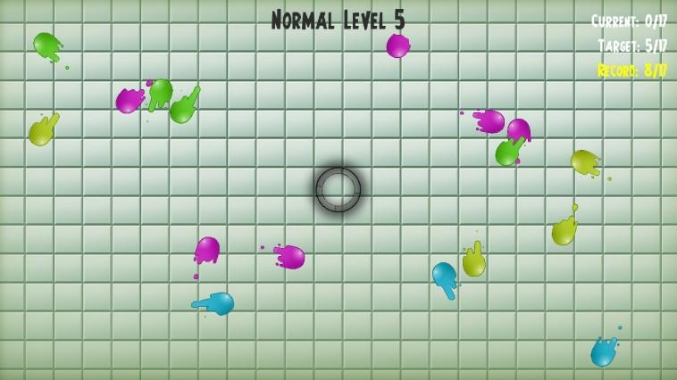 COLOUR BOMBS Wii U Review Screenshot 1