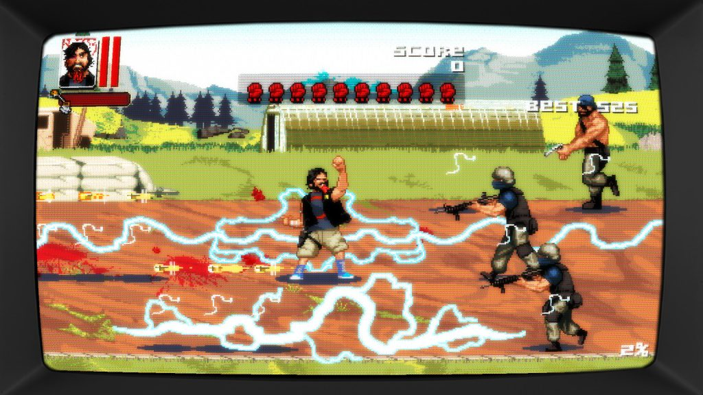 Dead Island Retro Revenge Review Screenshot 1