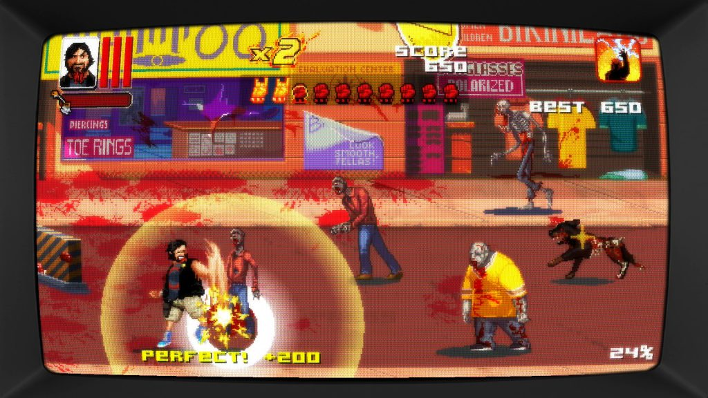Dead Island Retro Revenge Review Screenshot 2