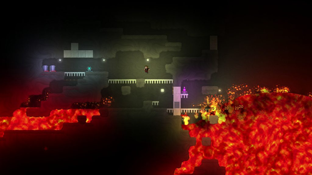 Dig Or Die Review Screenshot 3