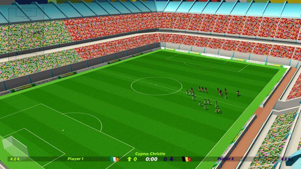 Dino Dini's Kick Off Revival Review Screenshot 1