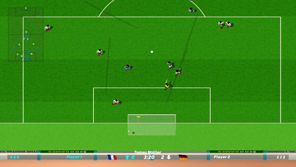Dino Dini's Kick Off Revival Review Screenshot 3