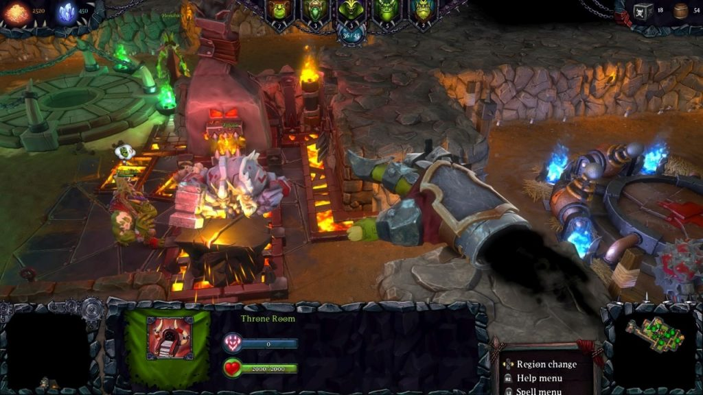 Dungeons 2 PS4 Review Screenshot 1
