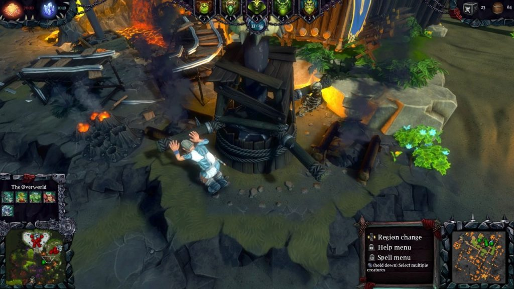 Dungeons 2 PS4 Review Screenshot 2