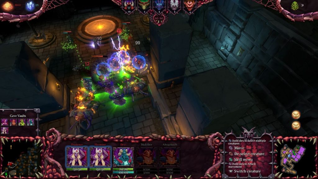 Dungeons 2 PS4 Review Screenshot 3