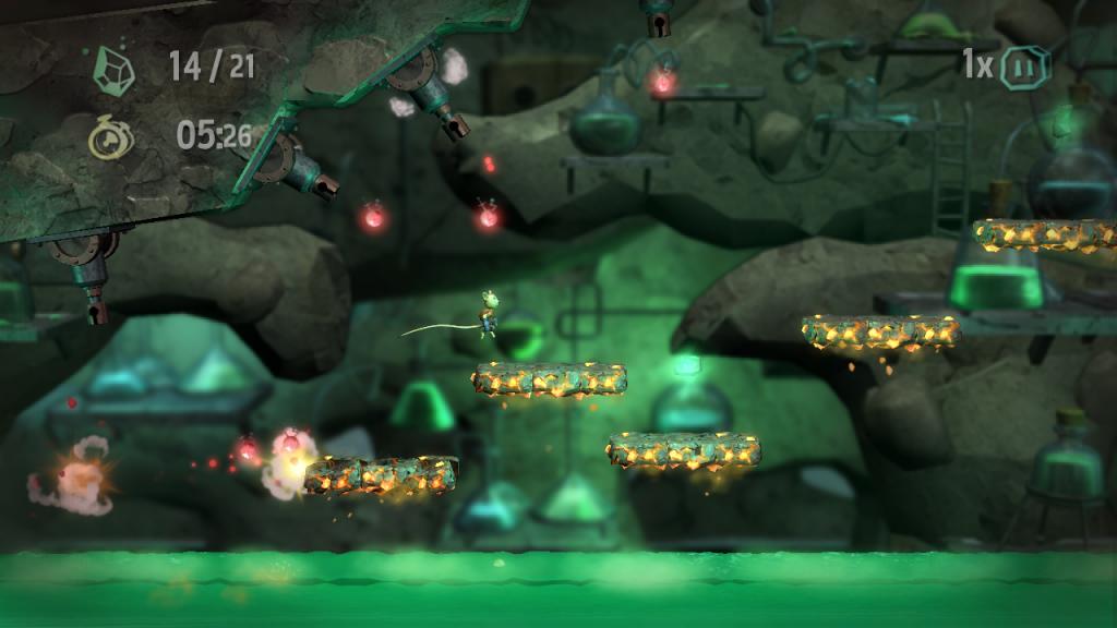Ethan Meteor Hunter Xbox One Review Screenshot 1