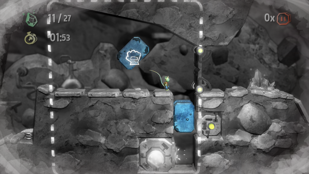 Ethan Meteor Hunter Xbox One Review Screenshot 2