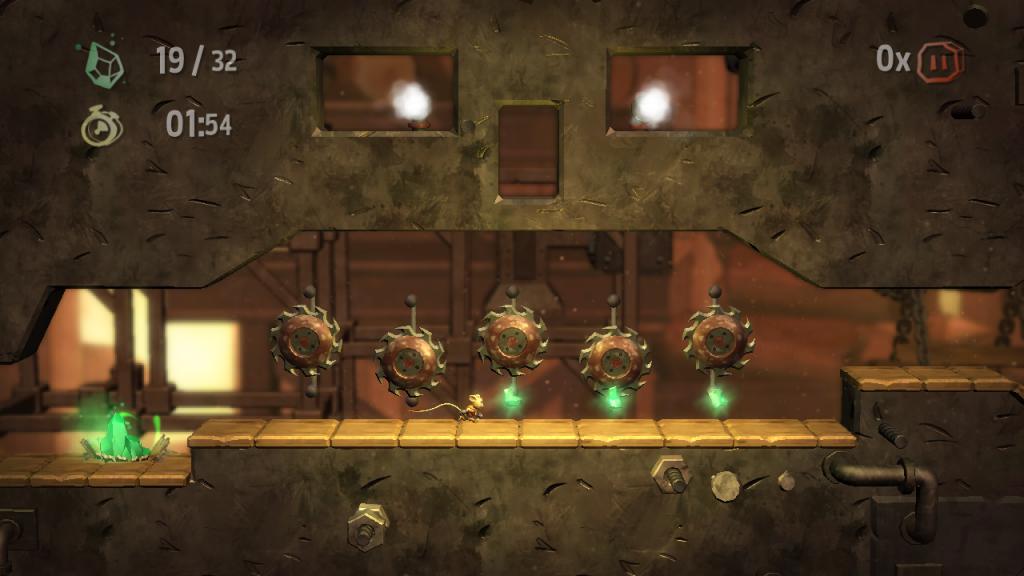 Ethan Meteor Hunter Xbox One Review Screenshot 3