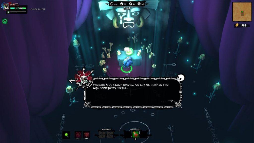 Full Mojo Rampage Xbox One Review Screenshot 2