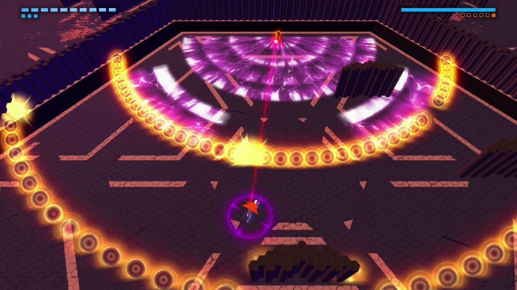 Furi Review Screenshot 2