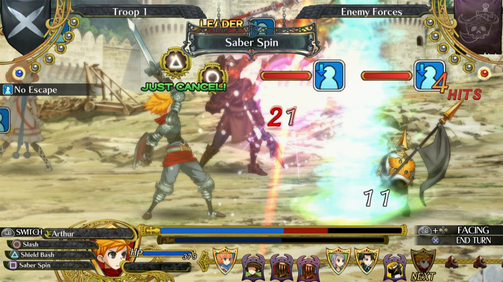 Grand Kingdom PS4 Game Review Screenshot 1
