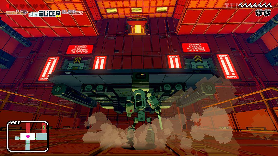 Heart&Slash Xbox One Review Screenshot 1