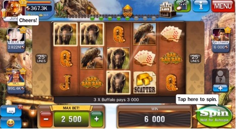 Huuuge Casino Games Review