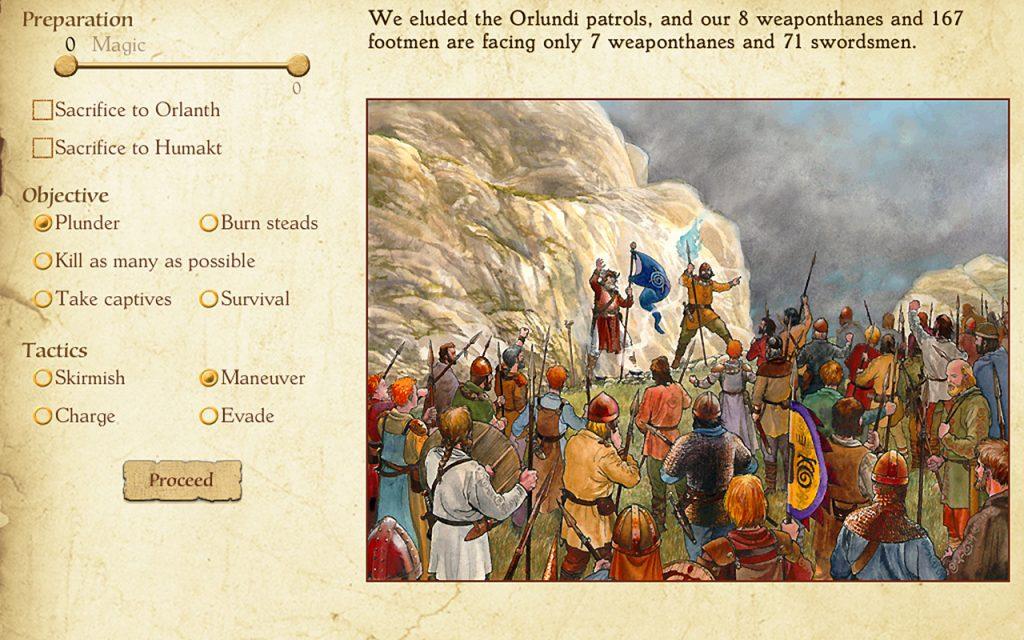 King of Dragon Pass Review Screenshot 3