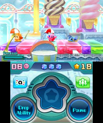 Kirby Planet Robot 3DS Review Screenshot 3