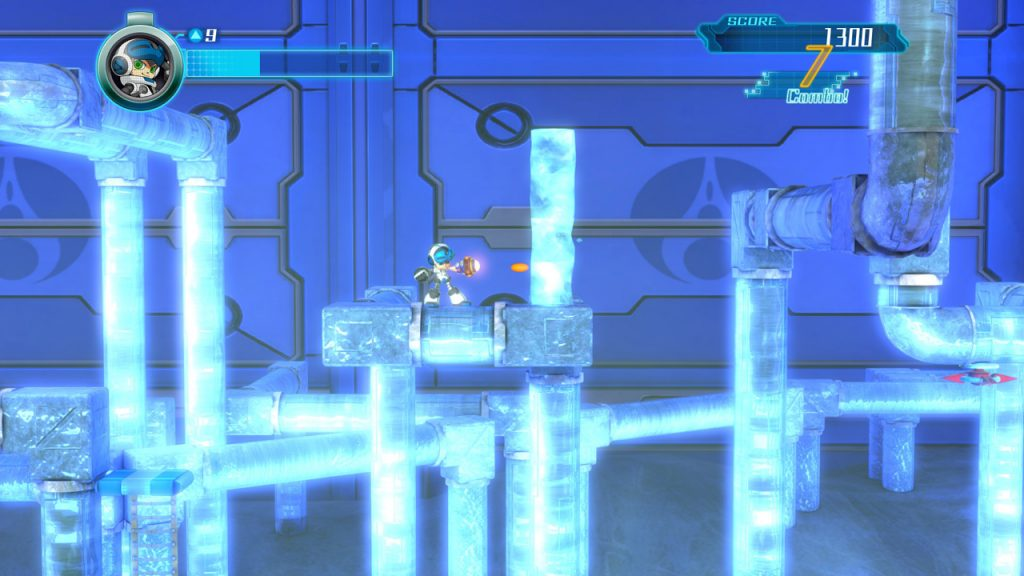 Mighty No.9 PS4 Review Screenshot 1