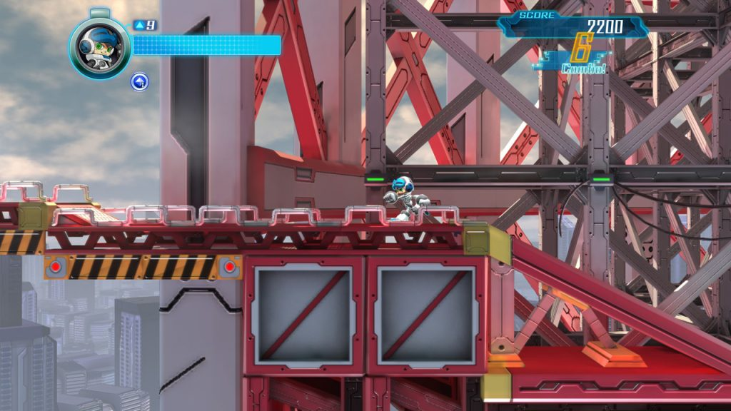 Mighty No.9 PS4 Review Screenshot 2