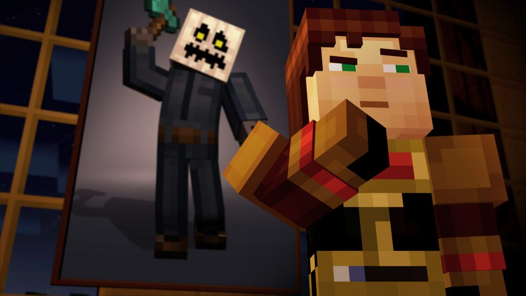 Minecraft Story Mode Episode 6 A Portal to Mystery Review Screenshot 2
