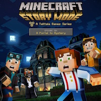 Minecraft Story Mode Episode 6 A Portal to Mystery Review