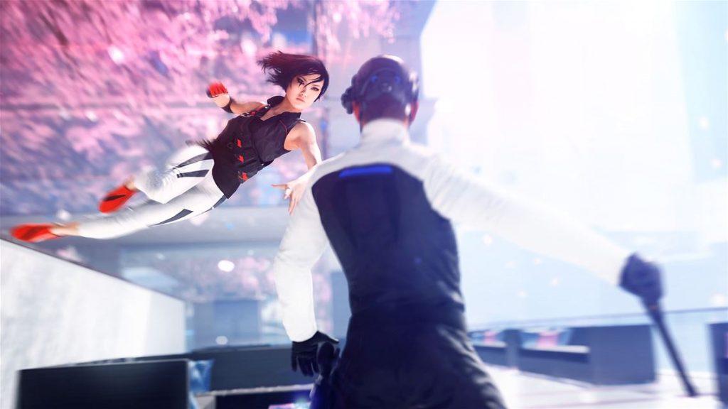 Mirror's Edge Catalyst Xbox One Review Screenshot 2
