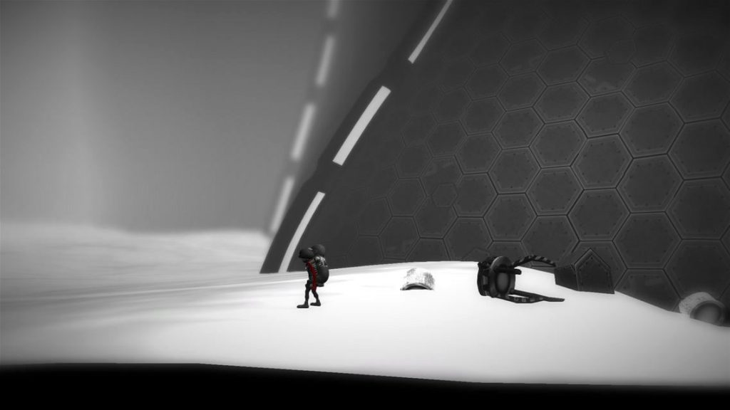 Monochroma Xbox One Review Screenshot 2