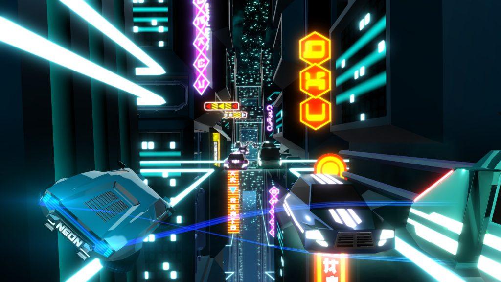 Neon Drive PC Game Review Screenshot 3