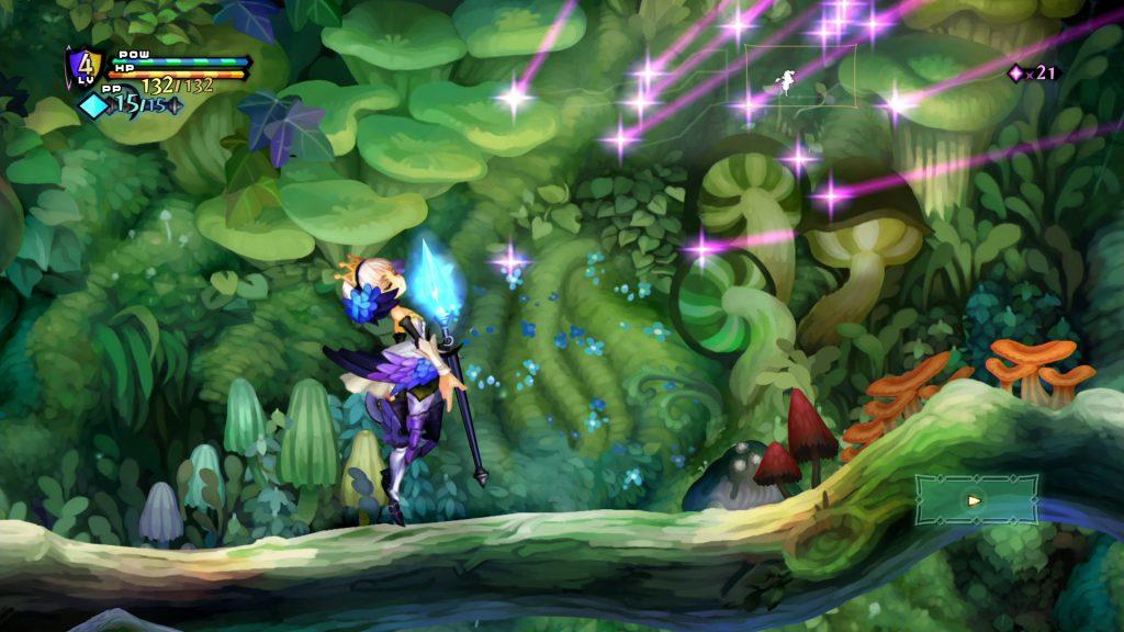 Odin Sphere Leifthrasir PS Vita Game Review Screenshot 1