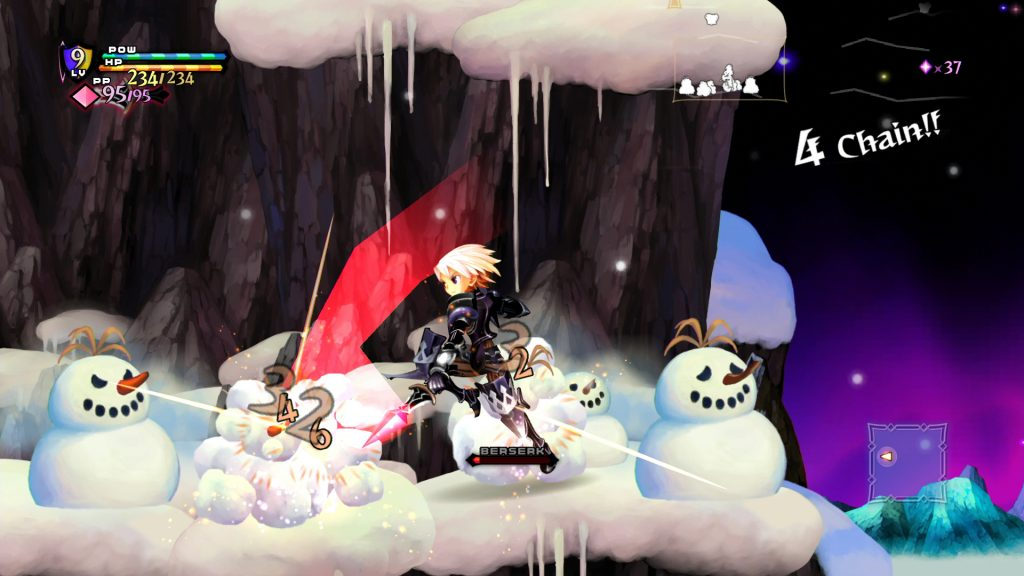 Odin Sphere Leifthrasir PS4 Game Review Screenshot 3