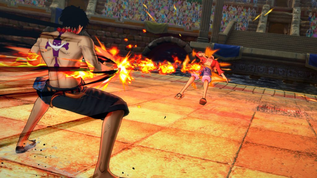 One Piece Burning Blood PS4 Review Screenshot 1