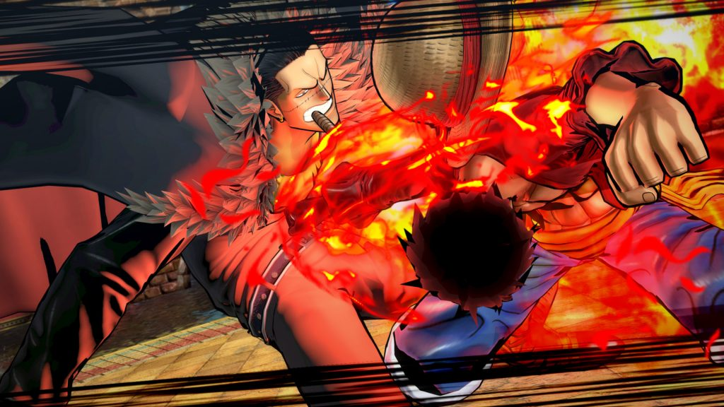 One Piece Burning Blood PS4 Review Screenshot 3