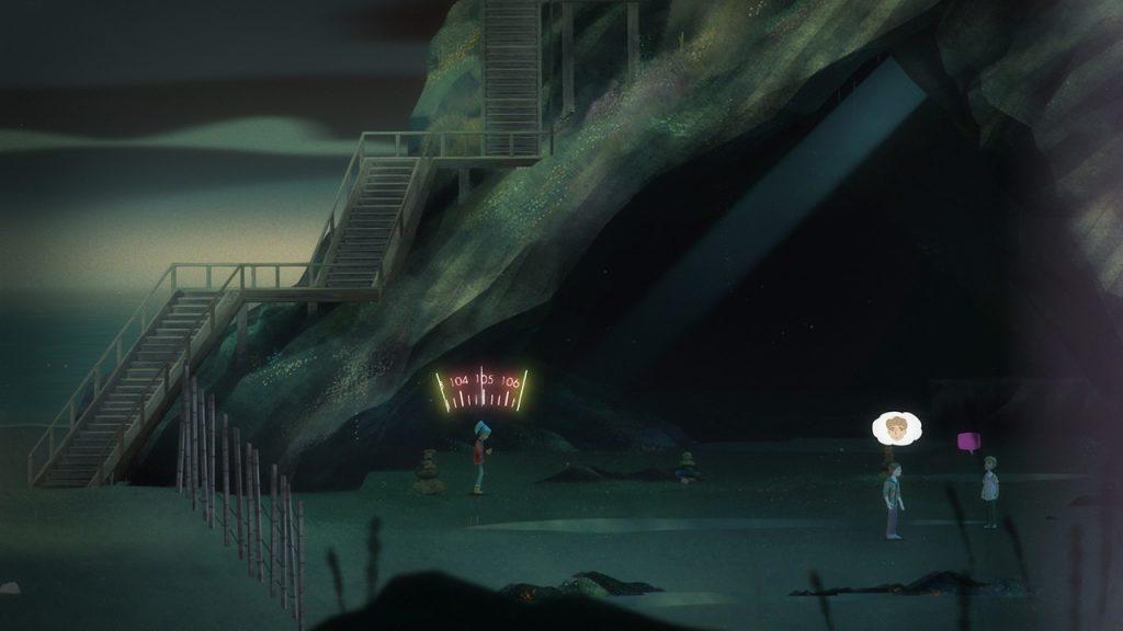 Oxenfree PS4 Review Screenshot 2