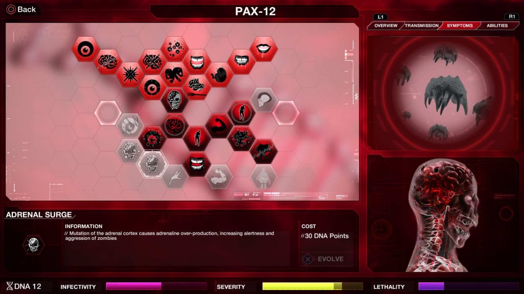 Plague Inc Evolved PS4 Review Screenshot 2