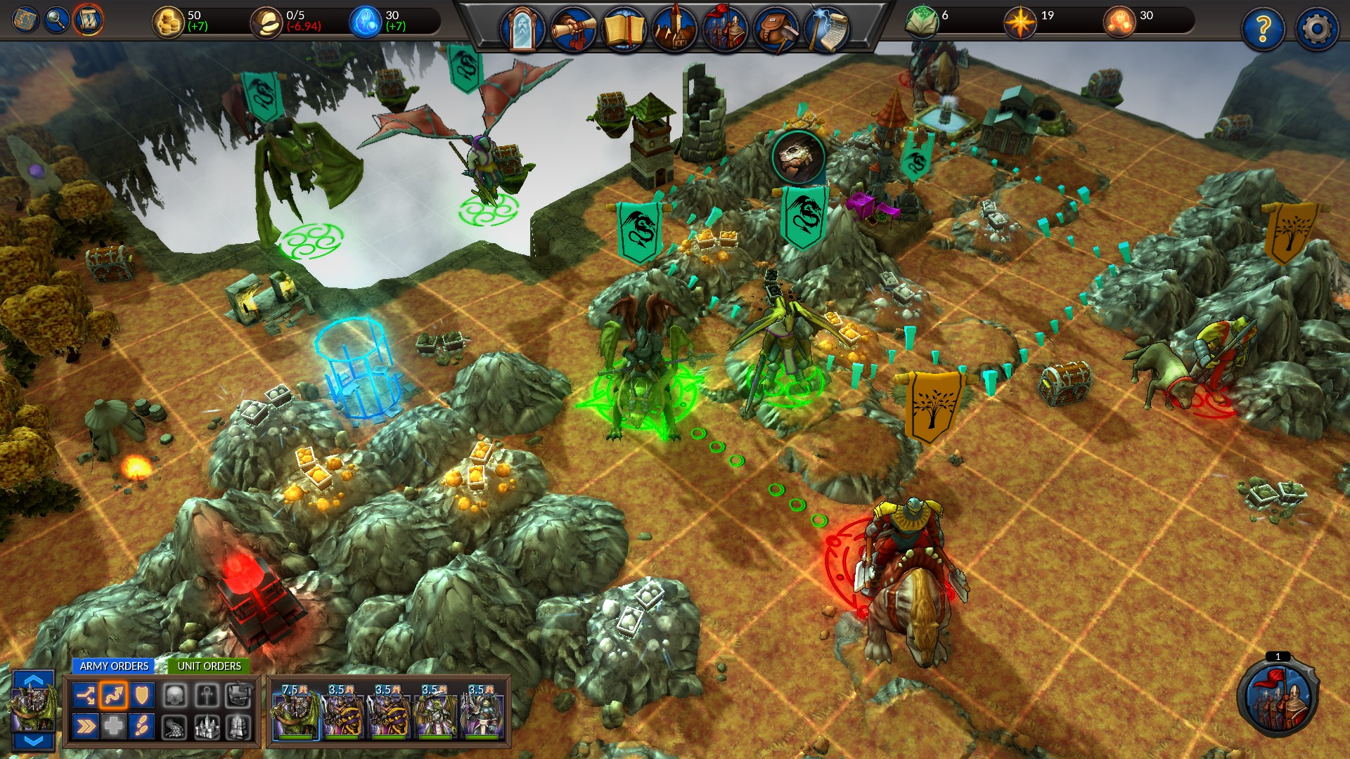 Planar Conquest PC Game Review Screenshot 3