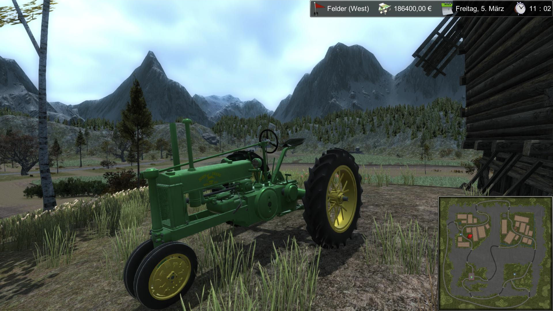 Professional Farmer 2017 Review Screenshot 1