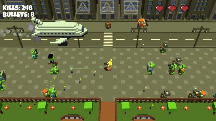 Reptilian Rebellion Wii U Review Screenshot 1