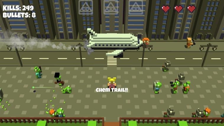 Reptilian Rebellion Wii U Review Screenshot 2