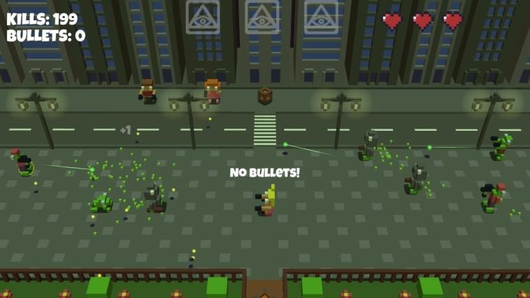 Reptilian Rebellion Wii U Review Screenshot 3