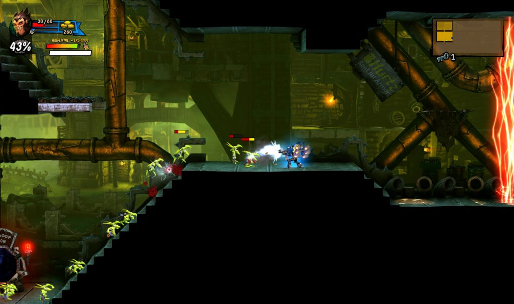 Rogue Stormers PC Game Review Screenshot 1