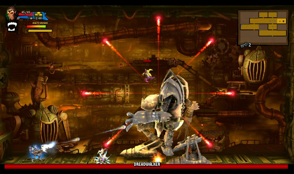 Rogue Stormers PC Game Review Screenshot 2