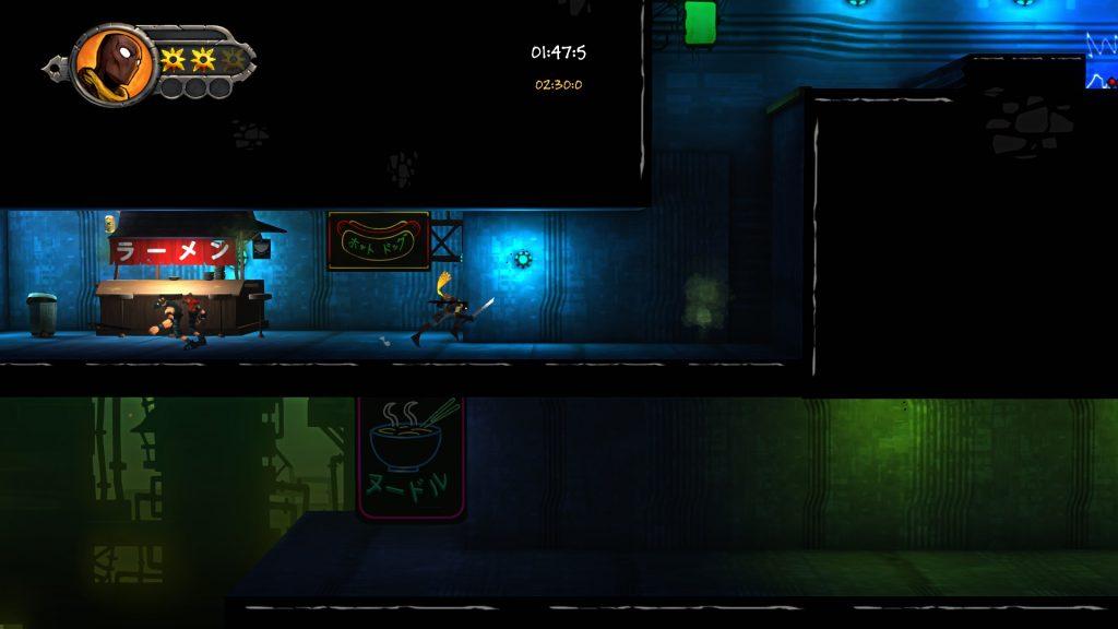 Shadow Blade Reload Review Screenshot 2