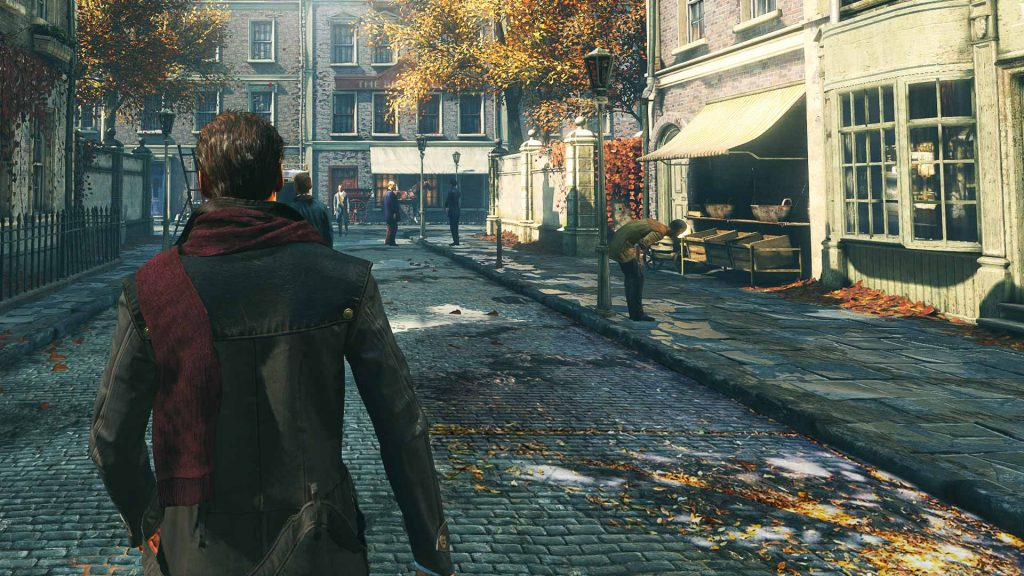 Sherlock Holmes The Devil's Daughter PS4 Review Screenshot 1