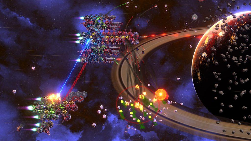 Space Run Galaxy PC Game Review Screenshot 1