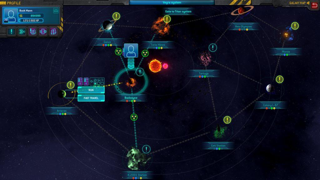Space Run Galaxy PC Game Review Screenshot 2