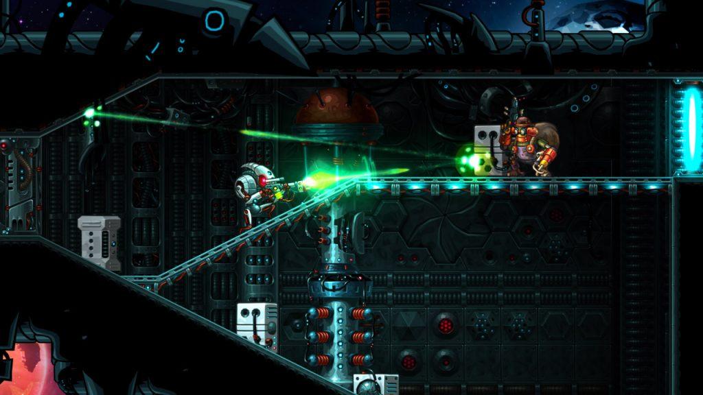 SteamWorld Heist PS4 Review Screenshot 3